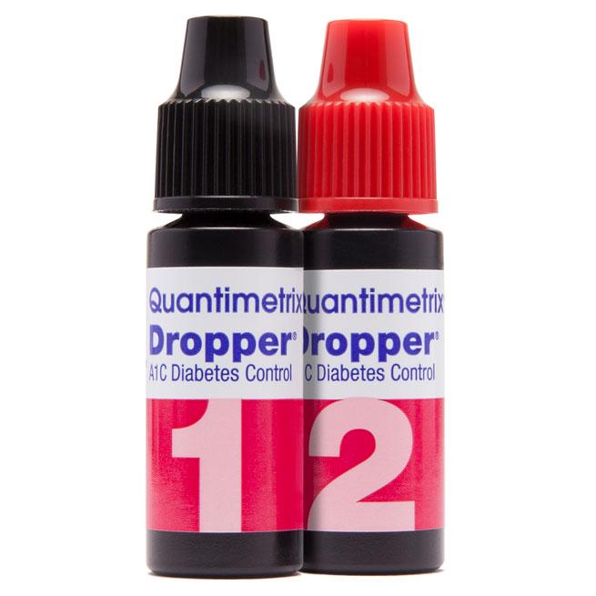 İç Kalite Kontrol – Dropper® A1C Diabetes Control